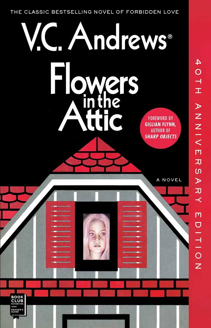 Flowers in Attic Book Cover