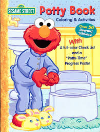 sesame street potty book coloring activities elmo bendon sesame street potty book coloring activities elmo bendon amazon com books