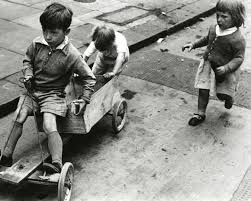 The street was our playground | Museum of London