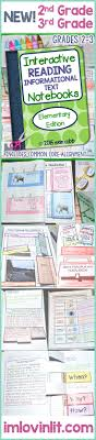 best ideas about informational texts reading interactive reading informational text notebooks for grades 2 3 by lovin lit includes 14 complete