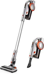 <b>PUPPYOO</b> Powerful Portable Rechargeable 2-in-1 Cordless Stick ...