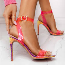 2019 Women Summer Fetish 11.5cm High Heels Luxury <b>Open Toe</b> ...