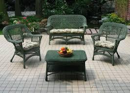 rugs patio wicker furniture