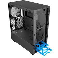 ПК <b>корпус GameMax Paladin</b> ECO T801E MidTower, window, Black ...