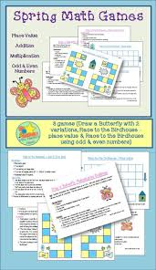ideas about math help websites life hacks life these spring math games will help reinforce multiplication addition place value and odd and