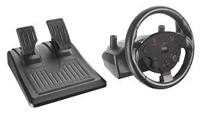 <b>Trust GXT 288</b> PC & PS3 <b>Racing</b> Wheel with- Buy Online in Brunei ...