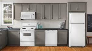 kitchen designs white appliances interior