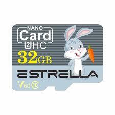 <b>ESTRELLA Cute Cartoon</b> Memory TF Card Slate Gray 32GB ...