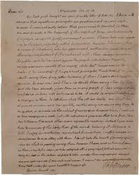 thomas jefferson s opposition to the federalists 1810 the thomas jefferson to david howell 15 1810 glc01027