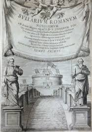 canonical rules on the resignation of a pontiff and the election this book entitled bullarium r um novissimum new r papal bulls