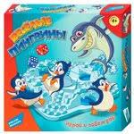 «<b>Настольная игра Bondibon</b> Вечеринка пингвинов <b>Обучающая</b> ...