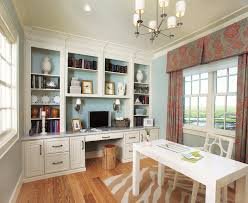 2099 built in home office desk home office traditional with window bench dark wood desk contemporary office blue home office dark wood