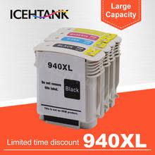 ICEHTANK <b>940XL</b> чернильный <b>картридж</b> Замена для <b>HP 940 XL</b> ...