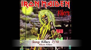 <b>Iron Maiden</b> - <b>Killers</b> *HD* - YouTube