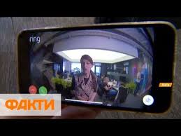 Умный <b>звонок</b> от <b>Ring</b> Ukraine: новый способ защиты от воров ...