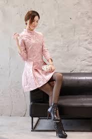 2018 Spring Summer New <b>Style</b> Women Dress Seven Sleeve ...