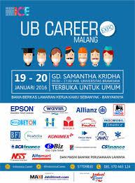 job fair career expo malang januari jadwal event info job fair career expo malang januari 2016
