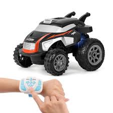 <b>2.4G Mini RC</b> Tumbling Stunt Car Watch <b>Wireless</b> Sensing Control ...