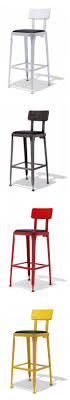 kitchen chairs stools ci octane bar stools from industry west renos diningp furnituredecor
