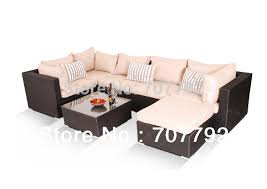 weather cartagena modular collection patio furniture