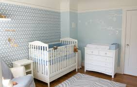 brown baby boy nursery rugs blue room white furniture