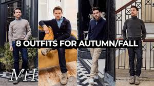 8 Smart <b>Casual</b> Looks To Try This <b>Autumn</b>/<b>Fall</b> | <b>Men's</b> Fashion ...