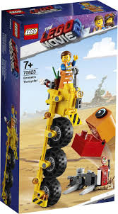 Конструктор <b>LEGO Movie</b> 2 <b>70823 Трехколесный</b> велосипед ...