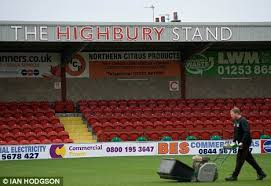 Image result for highbury fleetwood