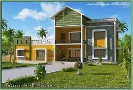 Kerala home model Sloping roof house elevation at sq ftKerala house model