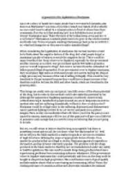 legalization of medical cannabis essaymedical marijuana essays marijuana essay topics medical marijuana research paper  medical marijuana research paper