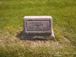 grave site of maggie miller 1944 billiongraves headstone image of maggie miller