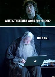 Technology Gandalf' Is The Only Meme We've Ever Needed- This ... via Relatably.com