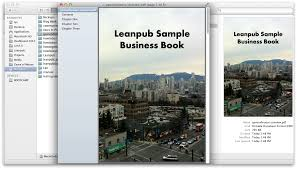 how to from word leanpub right away you ll notice a big change now you have a title page for your book in this case of course it s the sample business book image we ed