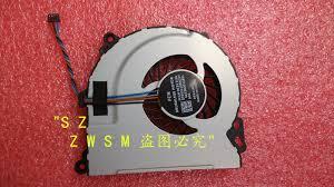 Genuine New Fan <b>For HP Envy</b> 15 17 17-j <b>15</b>-<b>j</b> CPU Fan...