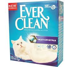 Litter <b>Everclean Multi-Crystal</b> (OC) 10L