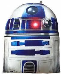 Мягкая <b>игрушка</b>-подушка <b>Star Wars R2-D2</b>, 20 см