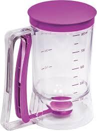 """<b>Диспенсер</b> для <b>теста</b> """"Marmiton"""", цвет: фиолетовый, прозрачный ..."""