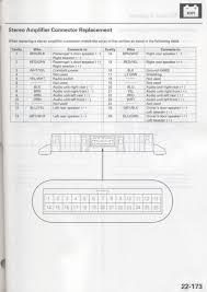 acura bose radio wiring diagram acura wiring diagrams online