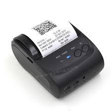 China <b>Portable</b> Wireless Bluetooth 58mm Receipt <b>Mini</b> Thermal ...