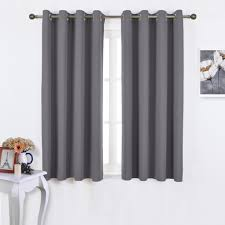 grommet top insulated curtains home