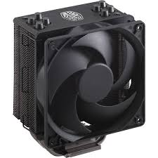 Buy the <b>Cooler Master Hyper</b> 212 Black Edition <b>CPU</b> Cooler Gun ...