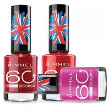 Image result for rimmel 60 seconds nail polish