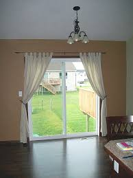 patio door curtain curtains doors  images about curtains for sliding glass doors on pinterest sliding do