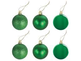 <b>Набор шаров Золотая сказка</b> 6cm 6шт Green - Чижик