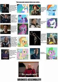 Robert Downey Jr. A Brony? 'Avengers,' 'My Little Pony' Creepily ... via Relatably.com