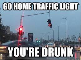 traffic light meme   The News Wheel via Relatably.com