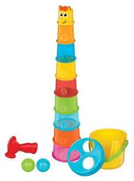 Пирамидка <b>B kids Жираф</b> 004702B — купить по выгодной цене ...