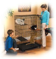 <b>Midwest MidWest клетка</b> для кошек <b>Cat Playpens</b> 90х59х121h см ...