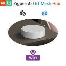 Original <b>Xiaomi Mijia</b> Mi Smart Home Hub Zigbee 3.0 2.0 <b>Bluetooth</b> ...