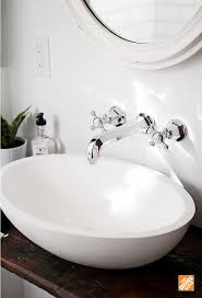 seville drop copper bath sink bathroom
